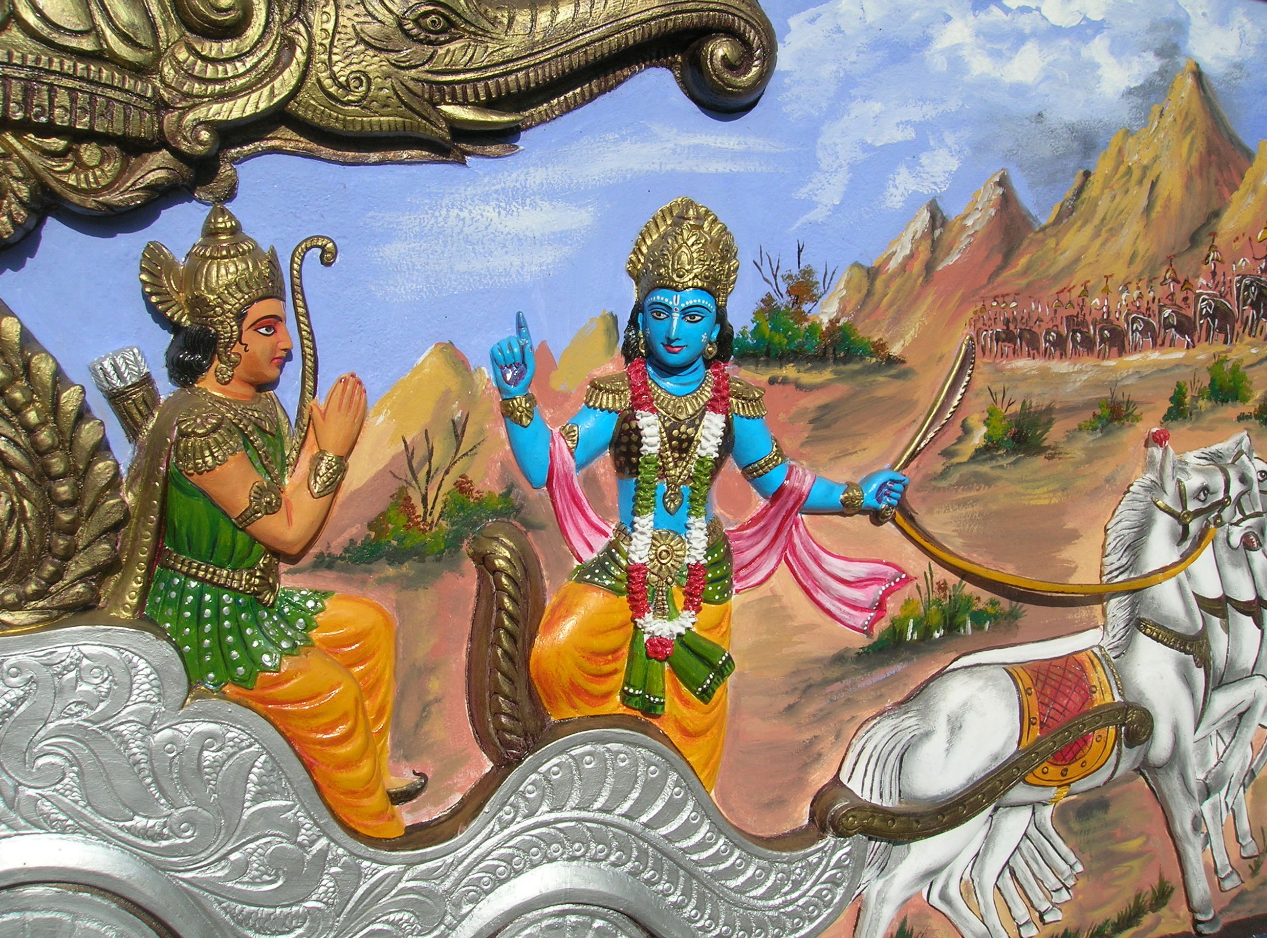 Bhagwad Gita Row – Unnecessary Controversy Over Baseless Claim