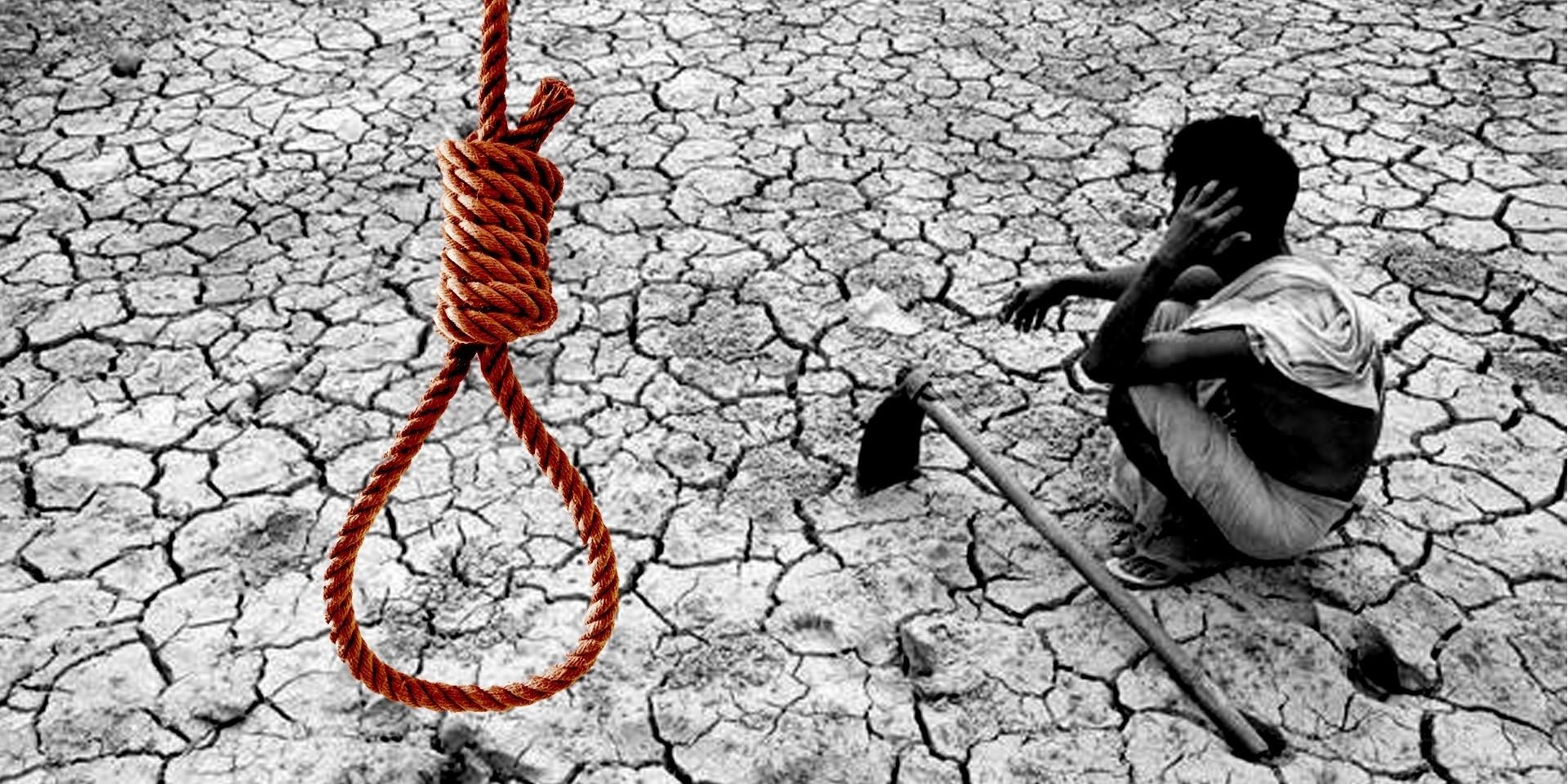 एकीकडे शेतकऱ्यांच्या आत्महत्या, दुसरीकडे लोकशाहीची हत्या